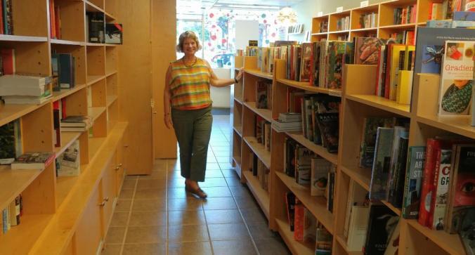 susan at epic bookstore